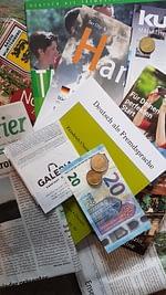 German language lessons – beginners, conversational German, GCSE tutoring